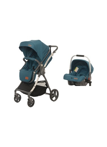 Baby2go Bebek Arabası Yeşil